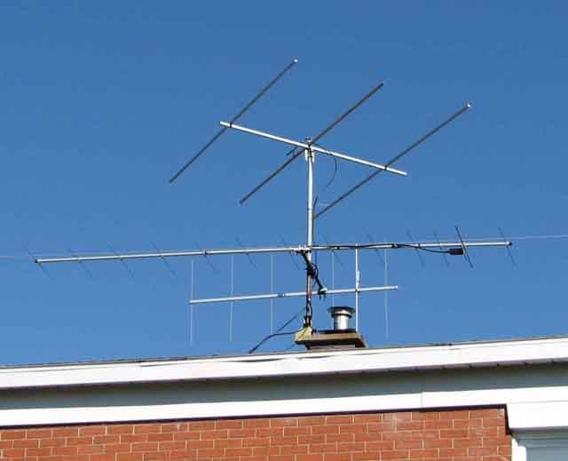 Fabriquer une antenne 6 m tres for Antenne fait maison